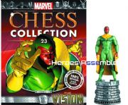 Marvel Chess Collection #23 Vision Eaglemoss Publications